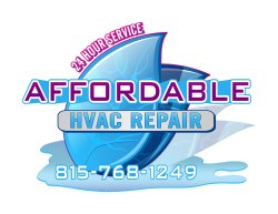Affordable Furnace Repair | Installation Service Logo